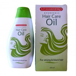 Ayurvedic hair care oil