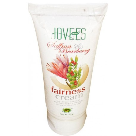 Saffron and beaberry fairness cream